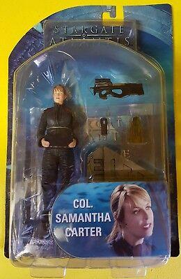 Stargate Diamond Select Toys - Stargate Atlantis S3 Col. Samantha Carter #13074
