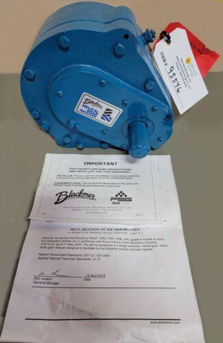 Blackmer Helical Gear Reducer, HRA-GX, 3.40:1, 19.4 HP