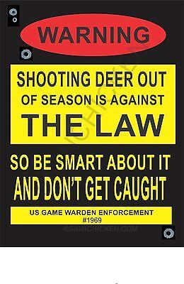 FUNNY HUNTING SIGN, deer hunter, hunting, sportsman, hunt, cabin decor, man cave