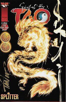 Spirit of the Tao (Buchhandelsausgabe) Nr.7 / 1999 D-Tron & Billy Tan
