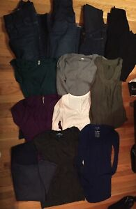 Maternity clothes lot size S/M ( negotiable)