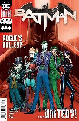 BATMAN #89 1ST CAMEO PUNCHLINE - 2ND PRINT (11/03/2020)