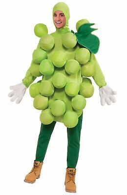 Green Grapes Fruit Adult Unisex - Adult Fruit Costume