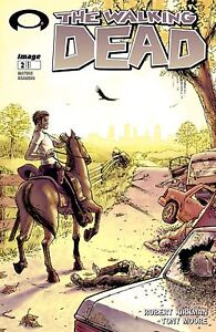 Looking for The Walking Dead #2 and #4