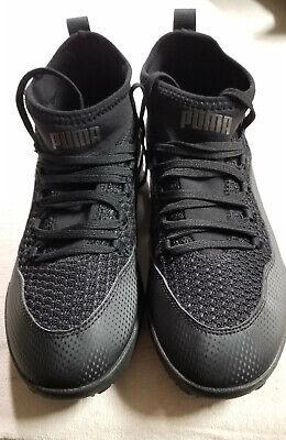 PumaTraining Shoes, Soccer,  Black
