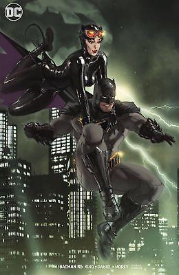 BATMAN #46 ANDREWS VARIANT 1ST PRINT COVER B  DC COMICS 5/2/18