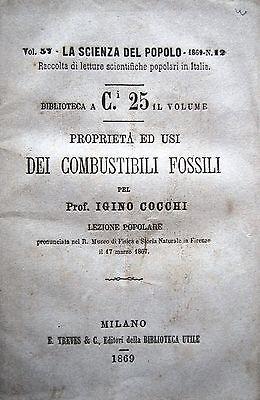 SCIENZE NATURALI COMBUSTIBILI FOSSILI