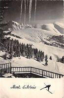 Br11499 Megeve Mont D Arbois Real Photo France -  - ebay.co.uk