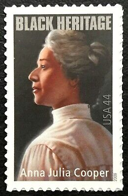 2009 Scott #4408 - 44¢ - ANNA JULIA COOPER - AUTHOR - Single Stamp - Mint NH for sale  Shipping to India