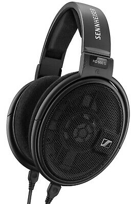 Sennheiser HD 660 S Over the Ear Headphones - Matte Black (508231)