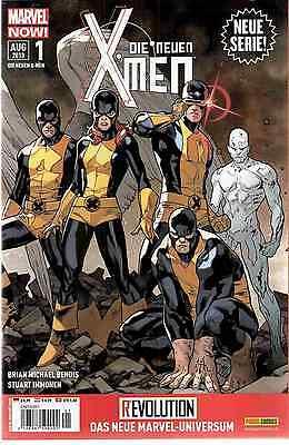 Comic - Marvel NOW - Die Neuen X-Men Nr. 1 von 2013 - Panini Verlag  deutsch