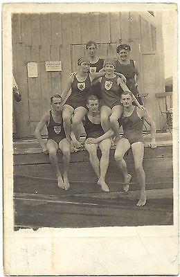 Judaika, Jüdischer Schwimmverein, Badeanzug mit Stern, München 1920