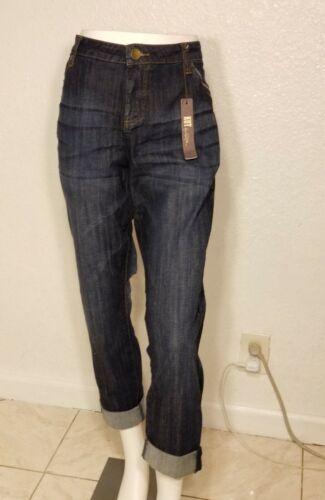 Kut from the kloth 16w women boyfriend black jeans