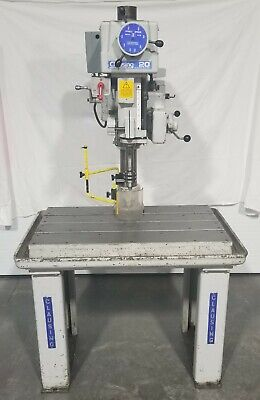 Clausing 20 Variable Speed Drill Press With Production Table 2215