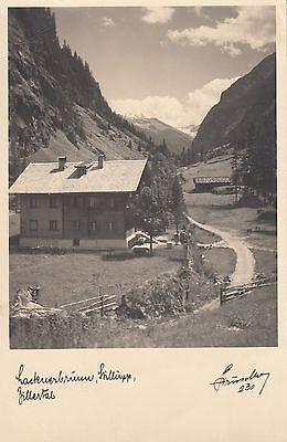 Postkarte - Lacknerbrunn, Stillup / Mayrhofen, Zillertal