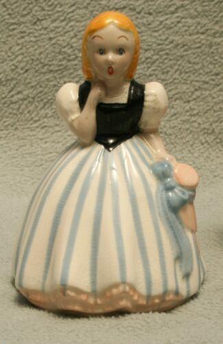 "Rare Vintage Wade ""Goldilocks"" figurine from the 50"