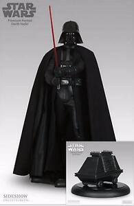 SIDESHOW COLLECTIBLES DARTH VADER & OBI-WAN KENOBI PREMIUM FORMAT Dee Why Manly Area Preview