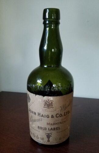 Vintage John Haig 1940