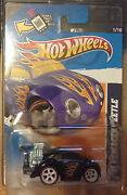 2012 Hot Wheels Super Treasure Hunt Volkswagen Beetle