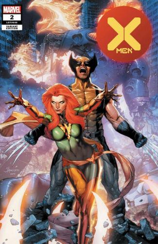 X-MEN #2 (JAY ANACLETO EXCLUSIVE VARIANT) COMIC BOOK ~ Marvel Comics ~ IN STOCK