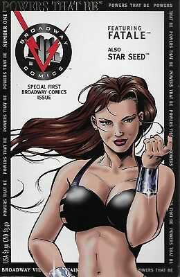 Powers that be No.1 / 1995 Fatale & Star Seed