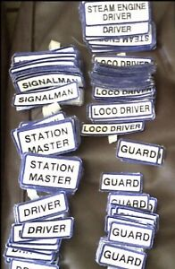 Train - Title/Name Badges