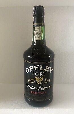 Rich Tawny Port Offley Duke of Oporto 75cl