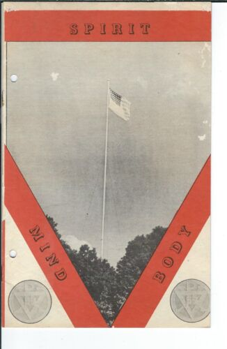 MF-002 - YMCA Program, Cedar Rapids, Iowa, IA, 1940