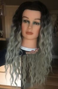Lace Front Wig + products