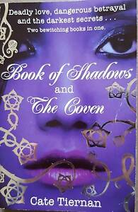 Book of Shadows and The Coven, by Cate Tiernan Point Cook Wyndham Area Preview