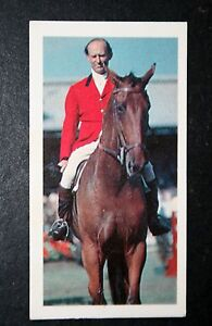 Show-Jumping-Harry-Llewellyn-Photo-Card-VGC