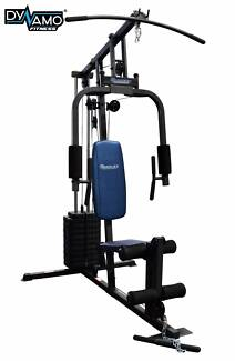 Home Gym Chest Press Lat Pull / Row Attachments + Warranty NEW