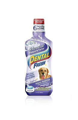 Dental Fresh Water Additive For Pets Clinically Proven Simply Add To Pet s Water - $10.15