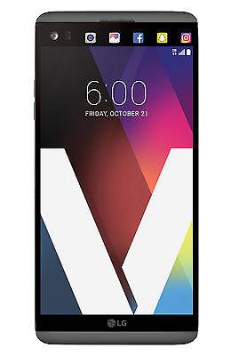 LG V20 64GB Unlocked GSM/CDMA 4G LTE Quad-Core Dual (16MP+8MP) Smartphone- Titan