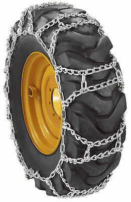 Rud Duo Pattern 12.4-42 Tractor Tire Chains - Duo247-2cr