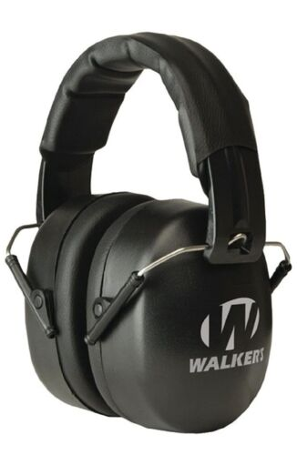 Walkers EXT Range Shooting Folding Muff Ear Hearing Protecti
