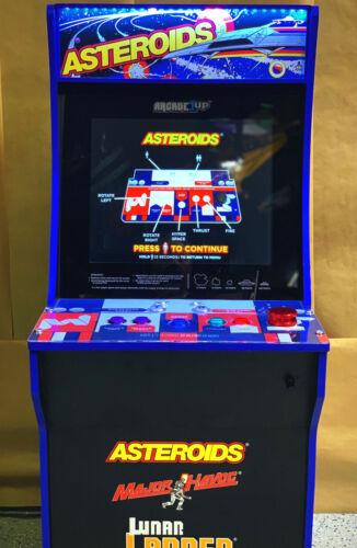 Arcade1UP Customization Kit LED Marquee Deck Screws Vinyl Pinstriping Free Ship