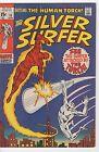 Silver Age Silver Surfer Comics