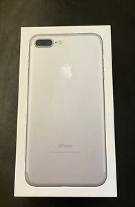 iPhone 7 Plus 256gb Silver Unlocked