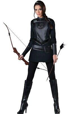 Womens Warrior Huntress Adult Costume  - Huntress Costume