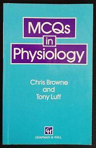 MCQs in Physiology by Chris Brown and  Tony Luff Melbourne CBD Melbourne City Preview