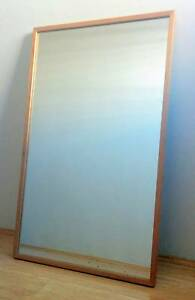 Large / Medium Wall or Floor Mirror Wood Frame Ultimo Inner Sydney Preview