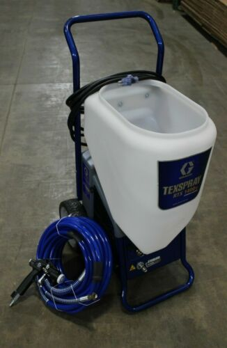 Graco RTX 1400SI Texture Sprayer 17H572 - B condition