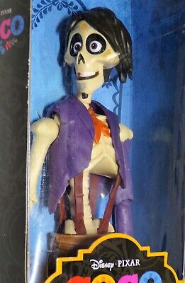 """Disney Pixar Coco Movie Hector 12"""" Posable Figure Land of the Dead New Sealed"""
