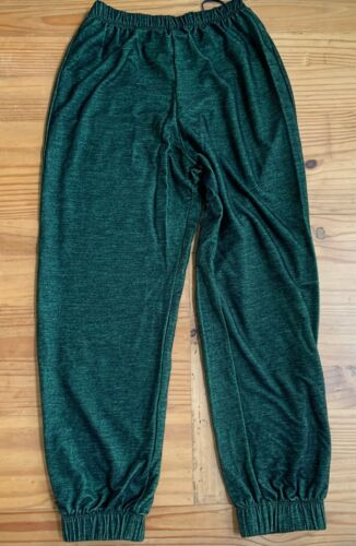Dance Costume TENTH HOUSE Small Adult Green Loose Modern Pants EUC