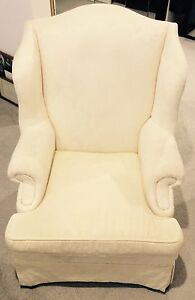 Moran Cream Armchair. Extremely Comfortable. Excellent Condition. Dawes Point Inner Sydney Preview