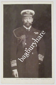 Postcard: H.R.H. Prince Of Wales. Circa 1905. Rotary Photographic. Not Posted.