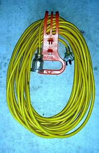 HPM Handyman 20m 10amp 1mm Core Heavy Duty Extension Lead + caddy Aberglasslyn Maitland Area Preview