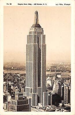 BR49588 Empire state bulding new york    New  York (Empire State Bulding)