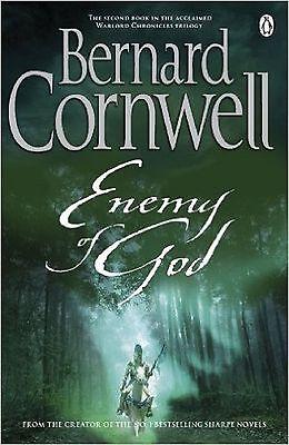 Enemy of God, Bernard Cornwell, Book, New, Paperback